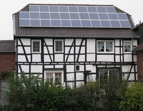 SolarFachwerkhaus