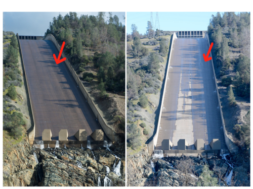 The Oroville Dam 2017 Spillway Incident – Possible Causes and