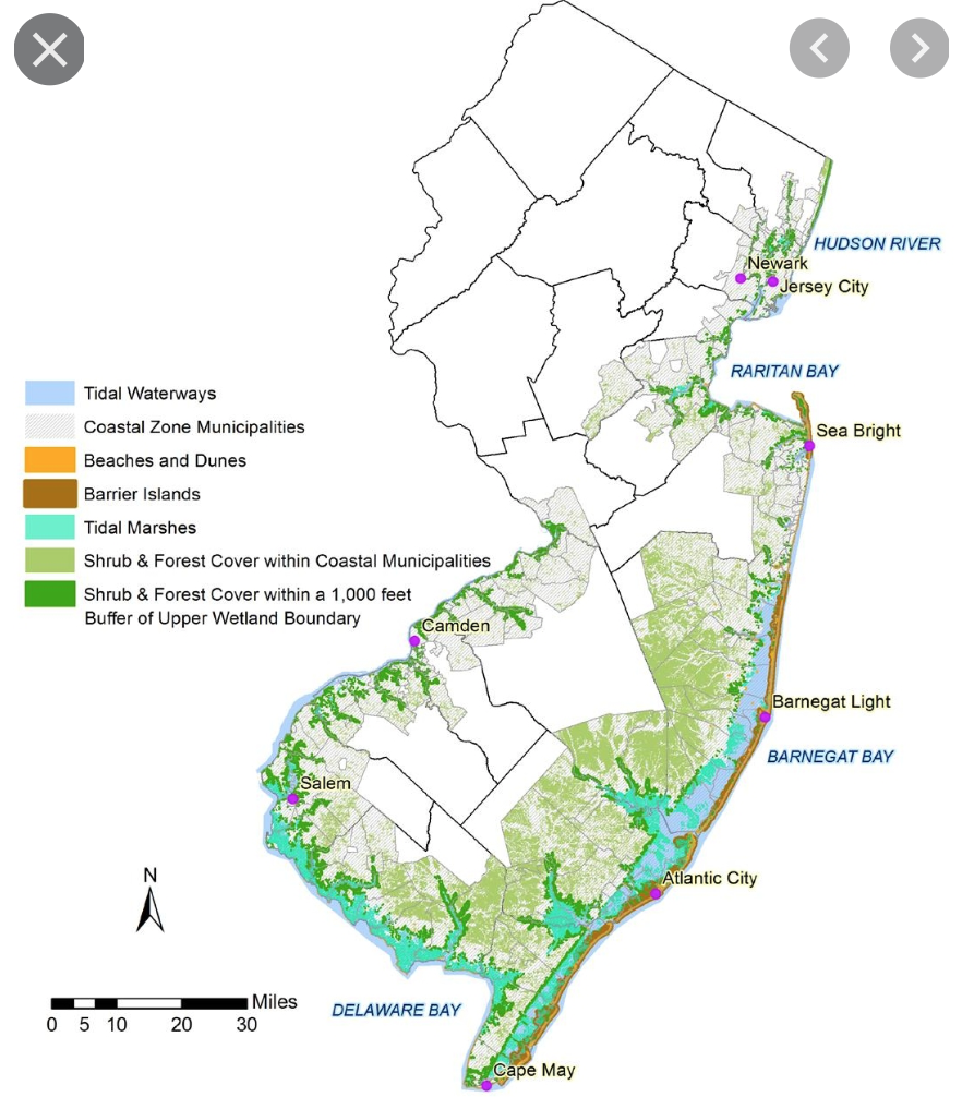 Climate Adaptation Follies Part I The New Jersey Challenge Climate Etc
